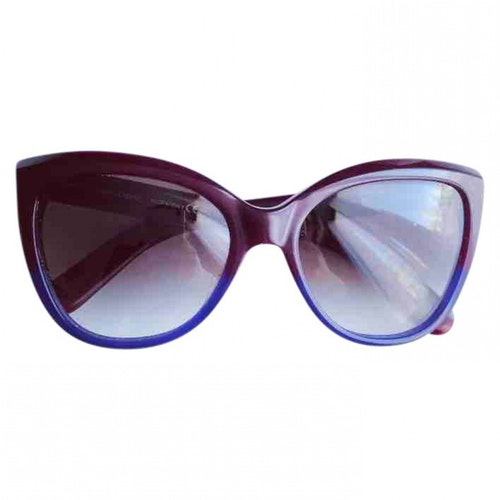 Pre-owned Marc Jacobs Purple Sunglasses