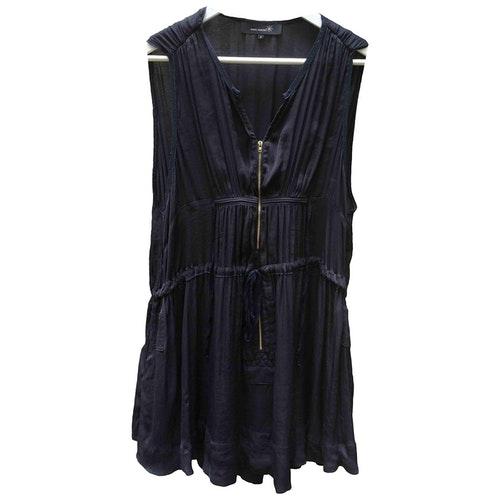Pre-owned Isabel Marant Étoile Black Dress