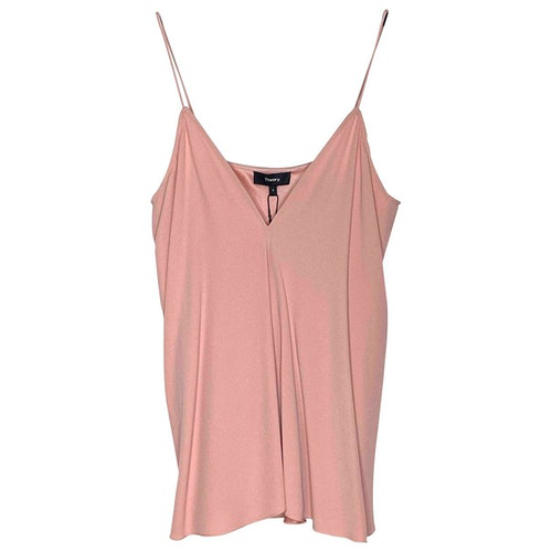 Pre-owned Joseph Pink  Top