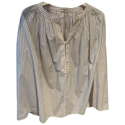 Pre-owned Sonia Rykiel Multicolour Cotton  Top
