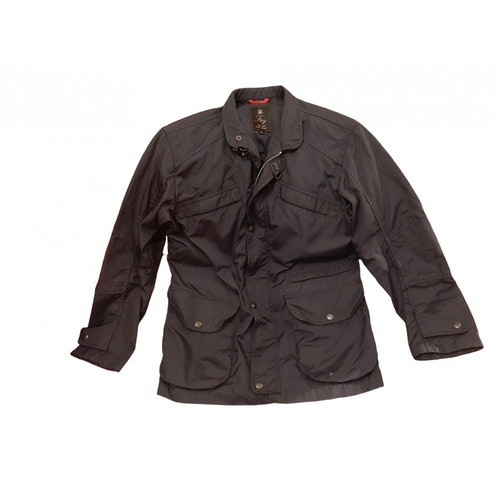 Pre-owned Fay Black Jacket