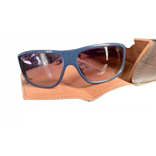 Pre-owned Hugo Boss Blue Sunglasses