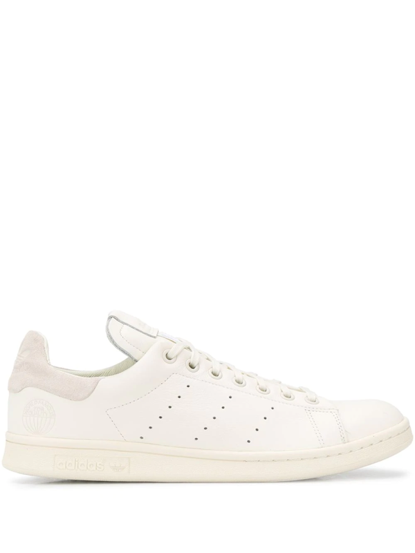 Adidas Originals Stan Smith Recon Leather Sneakers In Off White