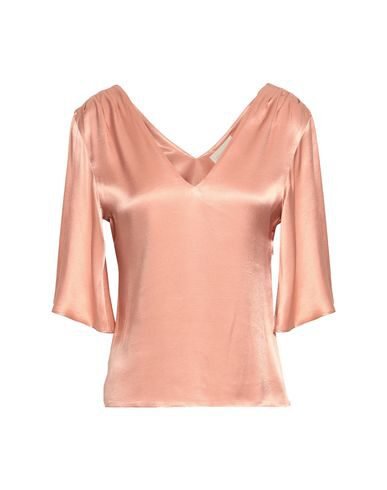 Les HÉroÏnes By Vanessa Cocchiaro Blouse In Pink
