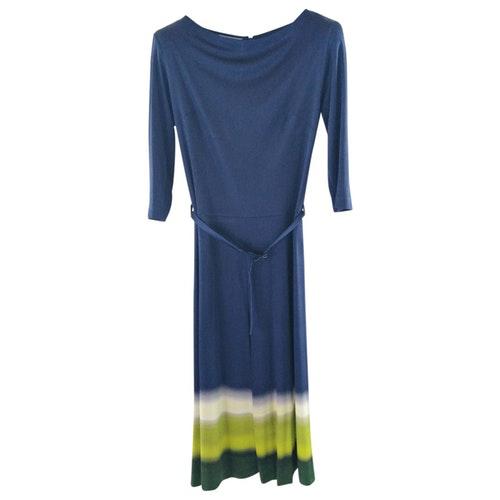 Pre-owned Prada Blue Dress