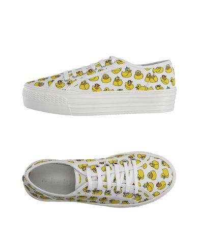 Au Jour Le Jour Sneakers In White