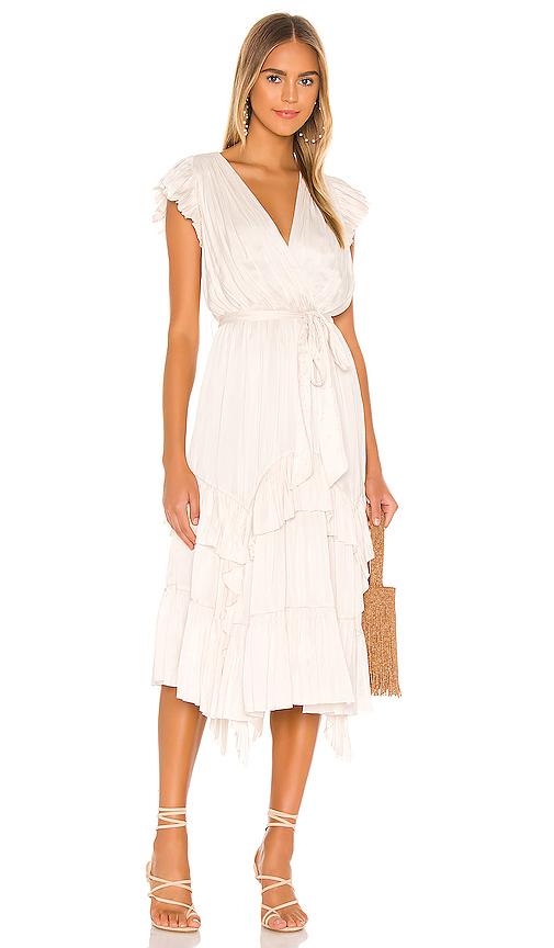 Ulla Johnson Abella Dress In Pearl
