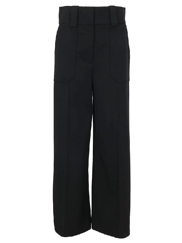 Stella Mccartney Pants In Black