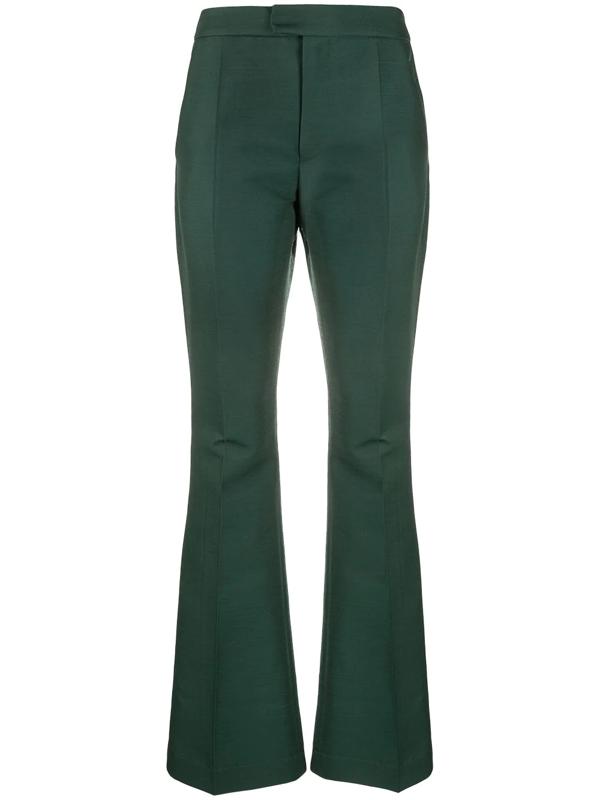 La Doublej Saturday Night Trousers In Green
