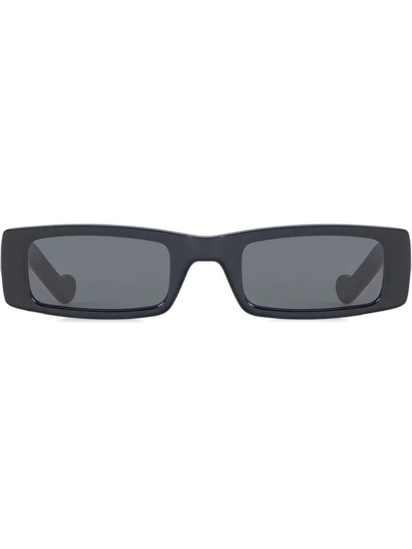 Fenty Women's Trouble 52mm Rectangular Sunglasses In Black