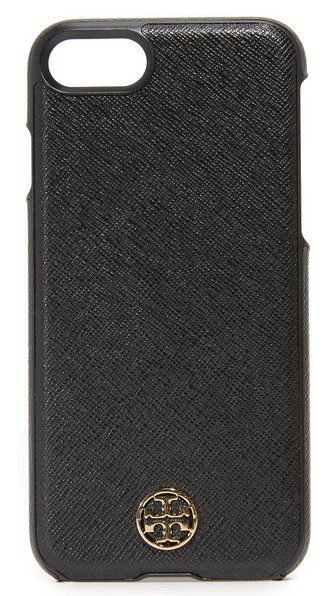 official photos 0e112 36975 Robinson Saffiano Hardshell Iphone® 6/6S Case, Rose Gold in Black