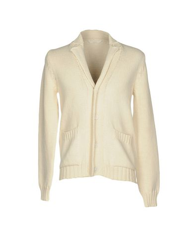 Dondup Cardigans In Ivory