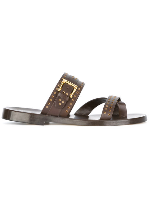 Louis Leeman Slider Sandals
