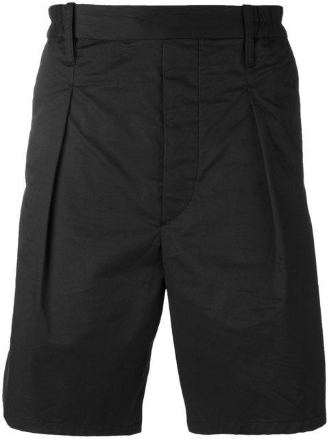Lemaire Black Boxer Shorts