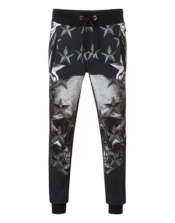 "Philipp Plein Jogging Trousers ""black"""