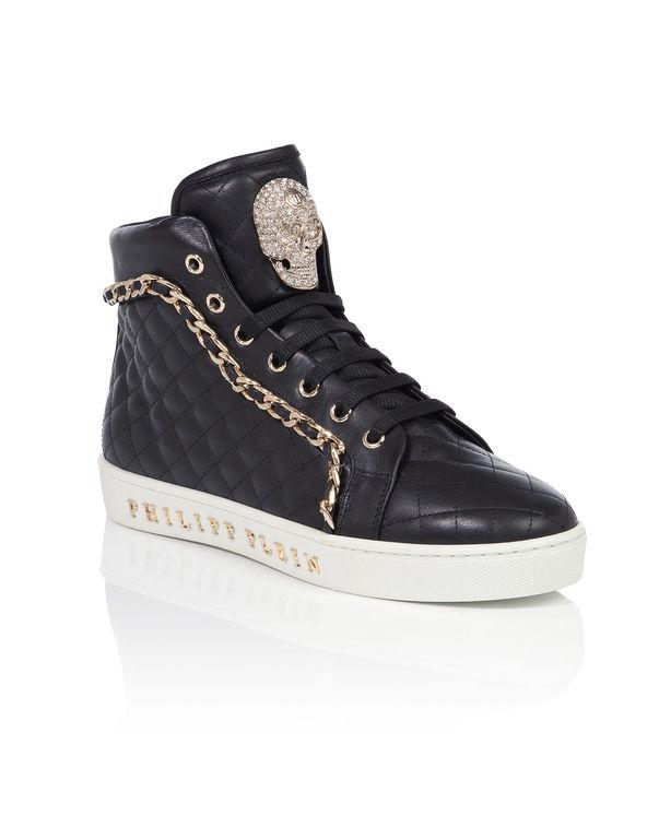 "Philipp Plein Hi-top Sneakers ""glory"""