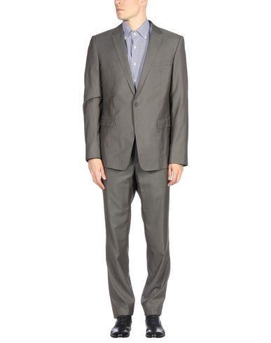 Emporio Armani Suits In Grey