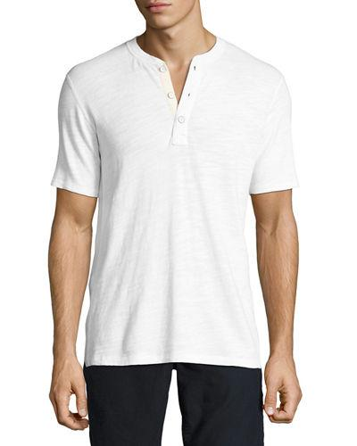 1a0557c3347 MEN'S STANDARD ISSUE SHORT-SLEEVE HENLEY T-SHIRT