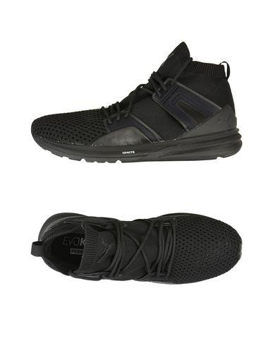 Puma Sneakers In Black