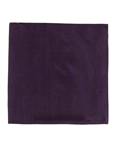 Dsquared2 Square Scarf In Deep Purple