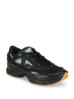 Adidas By Raf Simons Core Black Ozweego 2 Trainers