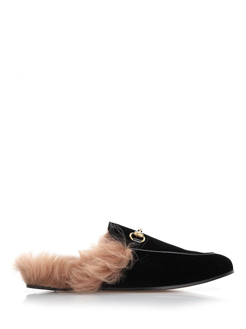 93c93475d6c Fur type  Dyed lamb. Fur origin  Italy. These shoes run small
