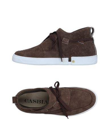 Casbia Sneakers In Khaki