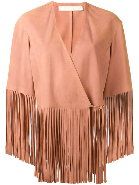 Drome Fringed Jacket