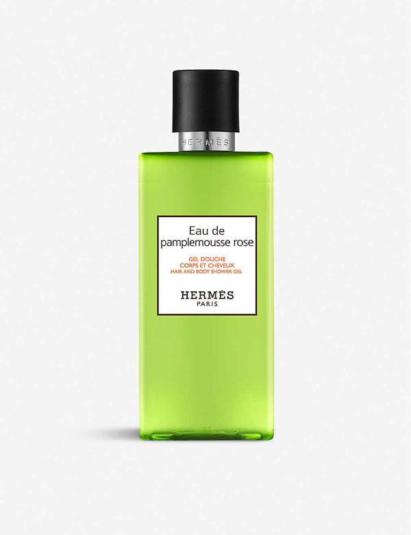 Pre-owned Hermes Eau De Pamplemousse Rose Shower Gel 200ml
