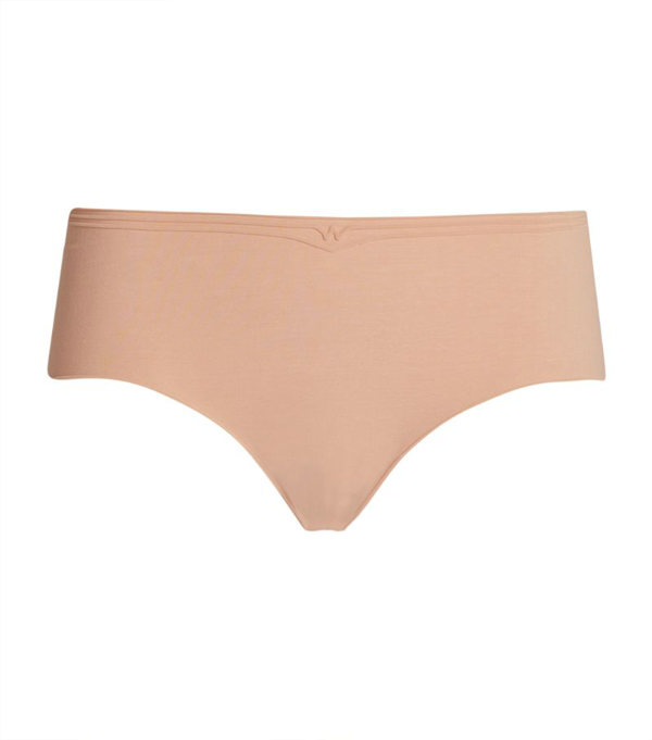 Wolford 3w Panty Briefs In Nude