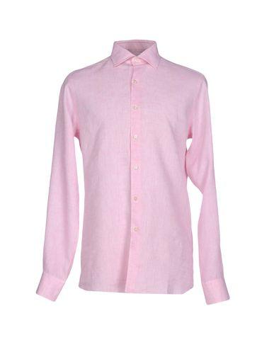 Xacus Linen Shirt In Pink