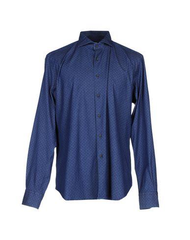 Xacus Denim Shirt In Blue
