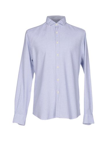 Xacus Shirts In Blue