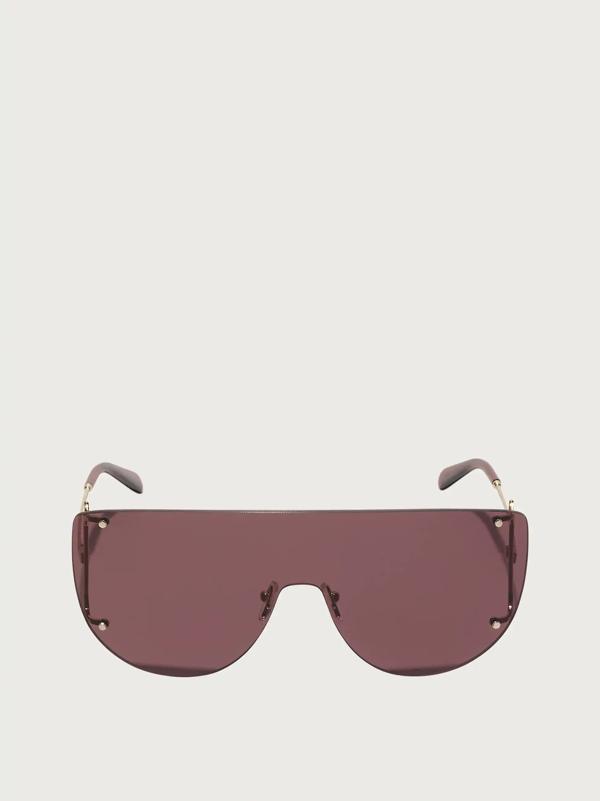 Salvatore Ferragamo Damen Sonnenbrillen In Violet
