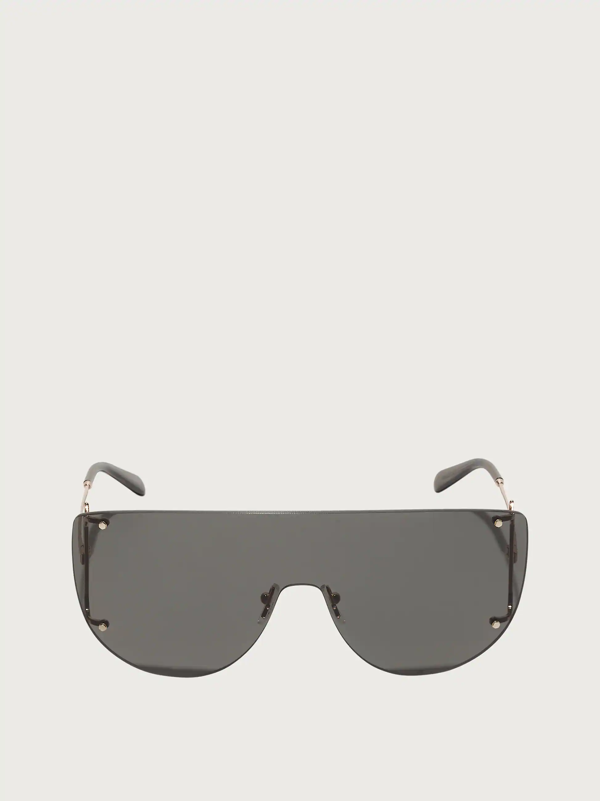 Salvatore Ferragamo Damen Sonnenbrillen In Grey