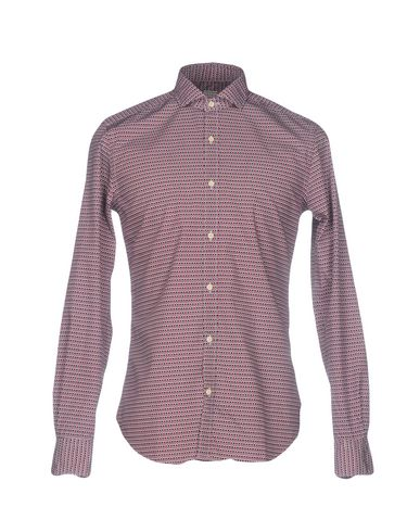 Xacus Shirts In Red