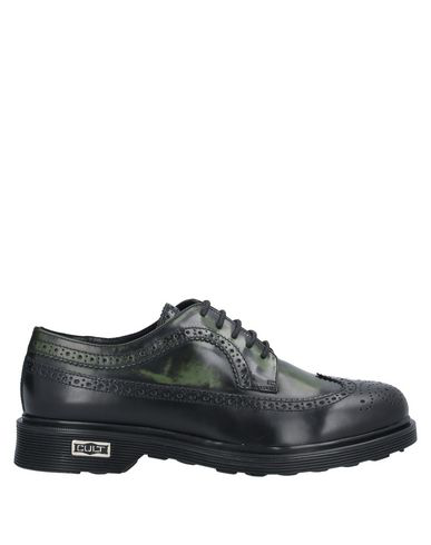 Cult Laced Shoes In Black