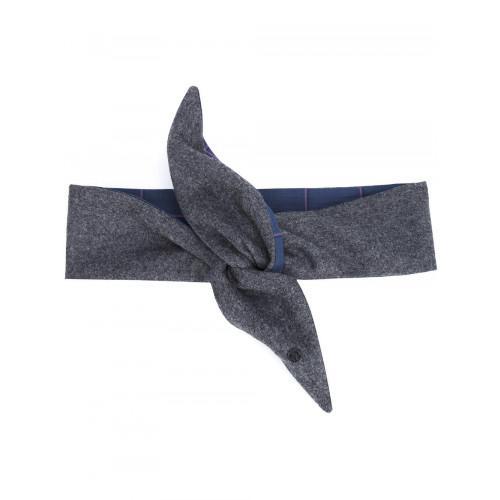 Maison Michel Knot Headband