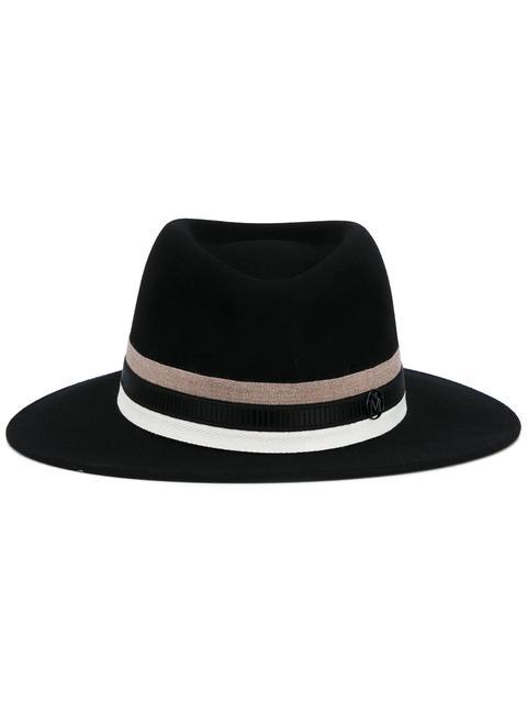Maison Michel 'thadee' Trilby Hat