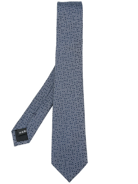 Z Zegna Patterned Tie