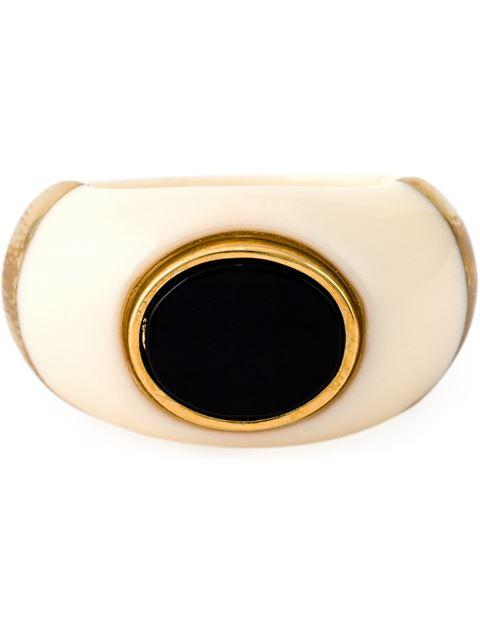 Aurelie Bidermann 18kt Gold Plated 'diana' Ring