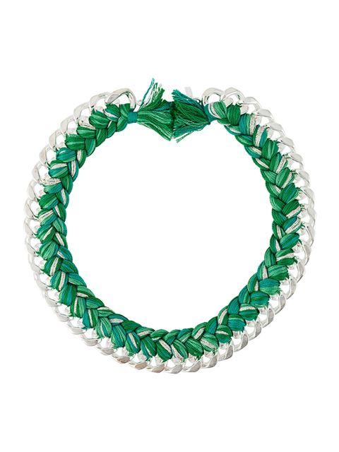 Aurelie Bidermann 'do Brasil' Necklace In Green