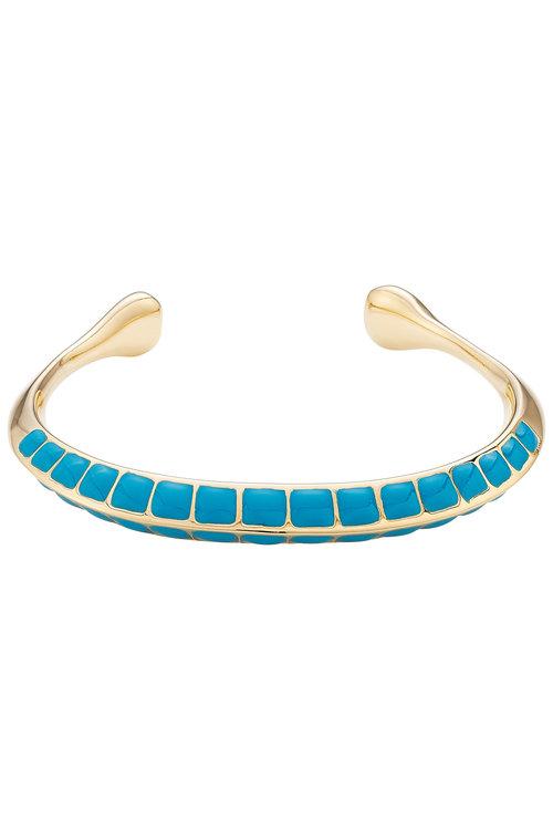 Aurelie Bidermann 'apache' Hoop Earrings In Gold