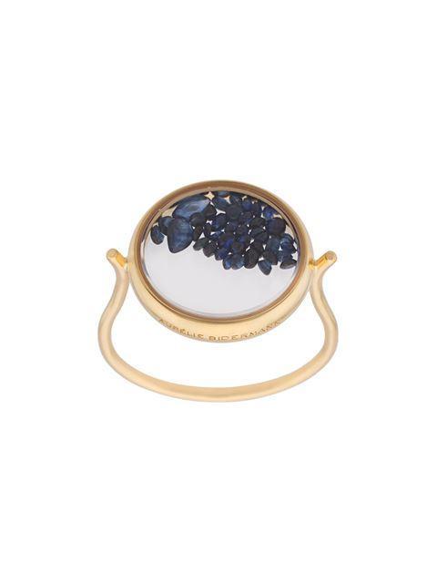 Aurelie Bidermann 'chivor Bague' Ring In Metallic