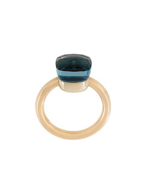 Pomellato 18kt Rose Gold Topaz Ring