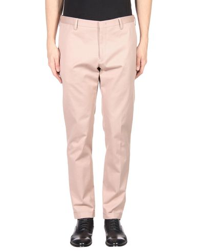 Paul Smith Casual Pants In Light Pink