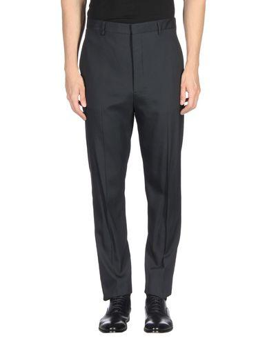 Lanvin Casual Pants In Steel Grey