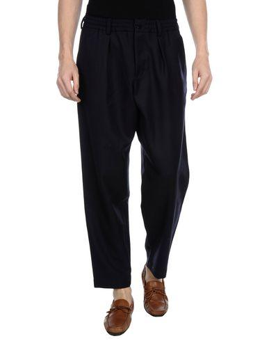 Marni Casual Pants In Dark Blue