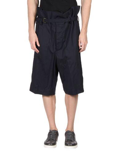 Marni 3/4-length Shorts In Dark Blue