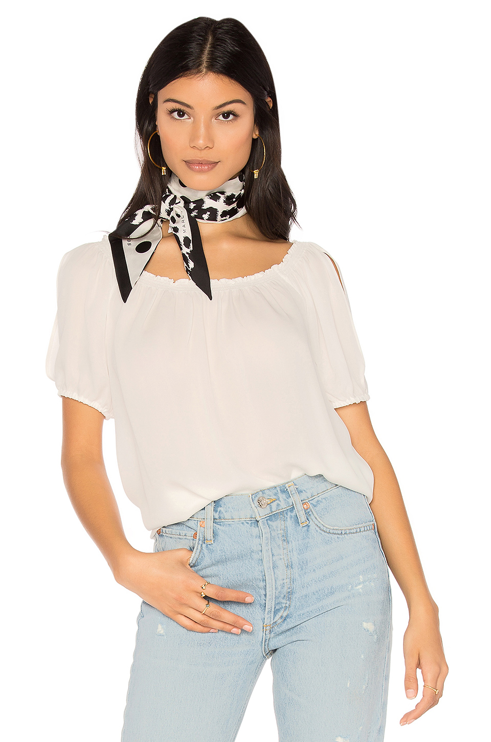 Joie Kendal Top In White